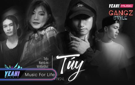 Rapper đình đám Xesi kết hợp với nhóm Taynguyensound tung ca MV Túy