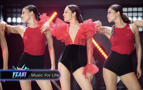Sau thành công MV 'Như Lời Đồn', Bảo Anh mặc gợi cảm đốt cháy sân khấu Gala Nhạc Việt