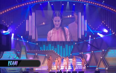 Đông Nhi khoe đường cong nóng bỏng, 'đốt cháy' sân khấu tại Nhật Bản với ca khúc 'Xin lỗi anh quá phiền'
