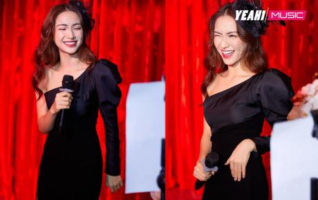 Hòa Minzy xuất hiện xinh đẹp sau loạt scandal nhưng đây mới là điều khiến fan lo lắng