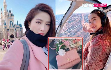Sát Valentine, Bảo Thy, Minh Hằng khoe quà khủng giá trăm triệu, nhưng vẫn thua xa người thứ 2
