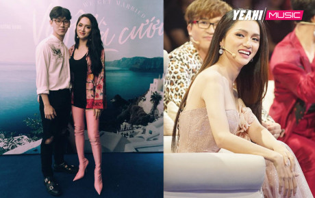 """""""Người ấy là ai?"""": Lộ ảnh bên nhau 1 năm trước của Hoa hậu Hương Giang và """"chàng trai nấu ăn"""" Khánh Ngô"""