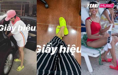 Sau tất cả, đây mới là món 'giầy hiệu' mà Hoa hậu H'Hen Niê yêu nhất với giá chỉ 10.000 đồng