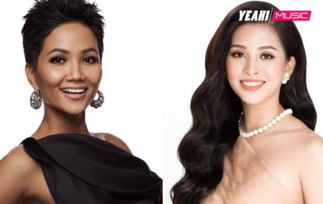 H'Hen Niê - Trần Tiểu Vy lọt Top 50 Hoa hậu đẹp nhất hành tinh 2018