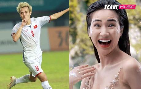 """Văn Toàn """"đùa nhây"""" với Hòa Minzy trên MXH, fan xuýt xoa: """"Anh ác thế"""""""