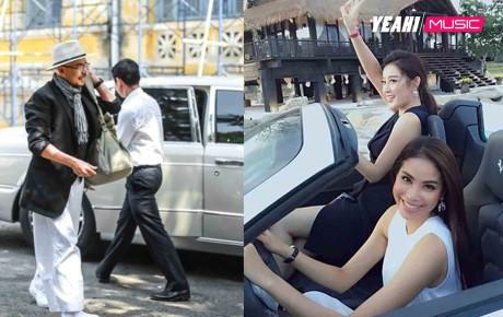 Dàn siêu xe cực hiếm của 'vua cà phê': Không ngờ 7 nàng hậu Việt cũng có vinh dự ngồi sau tay lái