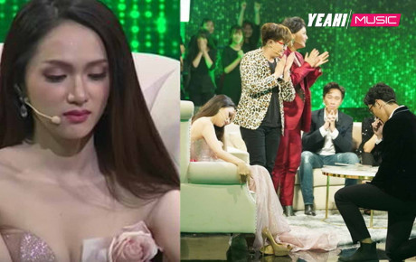 Gây tranh cãi khi từ chối lời cầu hôn của 'tình cũ', Hương Giang chính thức lên tiếng
