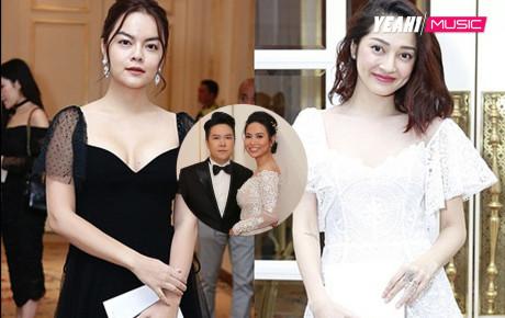 Phạm Quỳnh Anh chủ động nhường mic cho Bảo Anh trong đám cưới Lê Hiếu, đập tan tin đồn người thứ 3