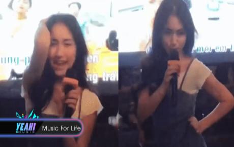 """Hoà Minzy """"quẩy"""" cực sung trong phòng karaoke với hit đình đám của nhóm H.A.T, bất chấp không cần giữ hình tượng"""