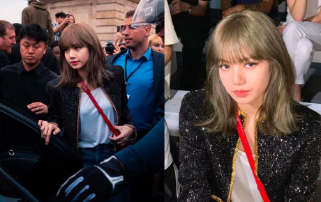 Mặc đơn giản, make-up sương sương dự sự kiện quốc tế, Lisa (BLACKPINK) gây choáng với nhan sắc thách thức mọi camera