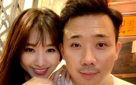 Hào hứng khoe ảnh cùng bà xã Hari Won, Trấn Thành không ngờ nhận cái kết ngọt hơn kẹo