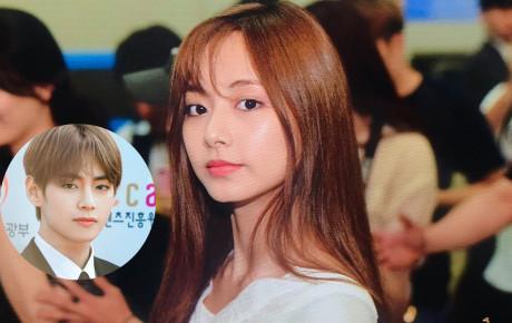 Chẳng phải anh em, nữ thần thế hệ mới Tzuyu (TWICE) bỗng hóa phiên bản nữ của mỹ nam BTS này chỉ vì cắt tóc mái