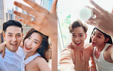 Ông Cao Thắng vừa cầu hôn Đông Nhi, Ngô Kiến Huy và Jun Phạm đã kịp tỏa sáng ngang ngửa với màn cosplay 'bá đạo'