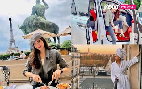 Sống  'nữ hoàng' kiểu Hà Hồ: Làm thật chăm, du lịch thật nhiều, ăn thật ngon, ở thật ấm