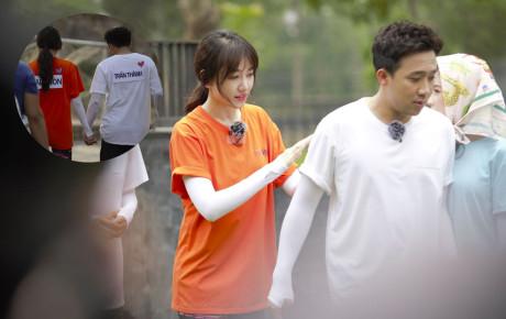 Running Man: Hari Won cầu trời không về đội Trấn Thành nhưng vẫn cực tình cảm trong hậu trường