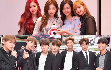 """Chuỗi thành tích vô tiền khoáng hậu của BTS và BLACKPINK: Tiêu chuẩn mới khiến những nhóm nhạc khác chẳng còn """"cửa"""" cạnh tranh?"""