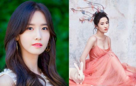 """Lộ diện """"Tứ đại nữ thần 2019"""": Lưu Diệc Phi giữ chắc ngôi vị, duy nhất Yoona đến từ xứ Hàn lọt top"""