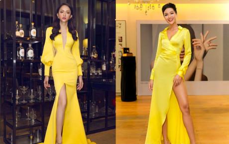 H'Hen Niê - Hương Giang: Những tưởng khác xa, ai ngờ lại có sở thích thời trang giống nhau đến thế