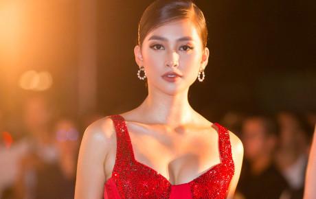 Màn họa mặt xuất sắc nhất từ trước đến nay của Hoa hậu Tiểu Vy: đẹp mê hồn, quyến rũ chẳng hề kém cạnh sao ngoại nào