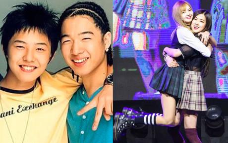 Điểm mặt những cặp bạn thân bền chặt đáng ngưỡng mộ trong thế giới Kpop đầy thị phi
