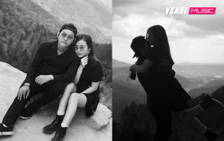 Loạt ảnh ngọt ngào cùng chia sẻ chứng minh tình yêu của Hoài Lâm và bạn gái giữa thời gian giải nghệ