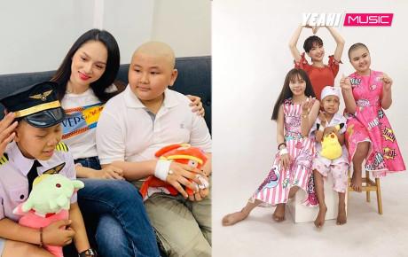 Dàn sao Việt đồng lòng tham gia dự án nhân văn  cho trẻ em cơ nhỡ: Đẹp nhất là đây!