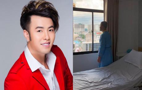 """Sau khi để lộ ảnh phát tướng, Akira Phan đăng ảnh nằm viện, nói lời """"Tạm biệt"""" khiến fan lo lắng"""