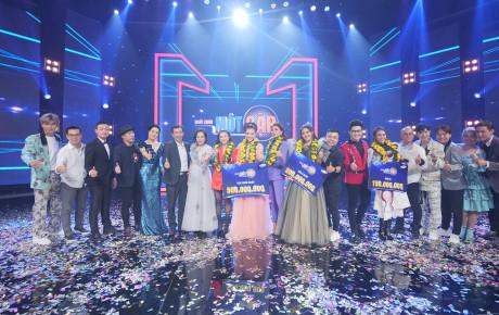 Thắng sát nút Đồng Ánh Quỳnh chỉ với 0,01 điểm, Thanh Hương đăng quang Trời sinh một cặp mùa 3