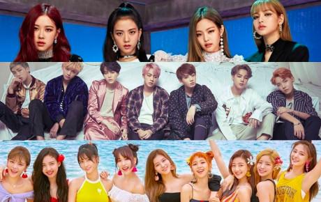 """Đặt lên """"bàn cân"""" MV mới của 3 nhóm nhạc đình đám nhất Kpop: BLACKPINK, BTS và TWICE"""