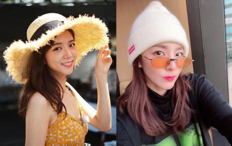 """Từng bị so sánh, nhan sắc """"ăn thịt Đường Tăng"""" của Dara so với Jisoo (BLACKPINK) kém 11 tuổi gây bất ngờ sau 1 năm"""