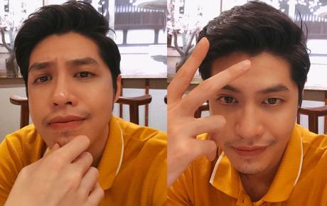 """Noo Phước Thịnh bất ngờ xuất hiện với hình ảnh để râu đầy nam tính khiến CĐM """"đứng ngồi không yên"""" vì quá đẹp trai"""