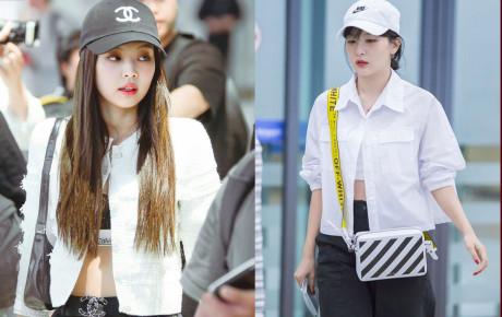 Seulgi (Red Velvet) mặc chất ra phết, nhưng sao nhìn lại thấy na ná Jennie (Black Pink) thế này?