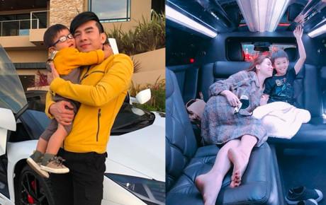 Đẻ ra trong biệt thự triệu đô, lớn lên trong siêu xe hàng hiệu, thừa kế hàng chục tỷ, đây chính là đời sống các Rich Kid Việt chẳng thua kém gì hoàng tử Dubai