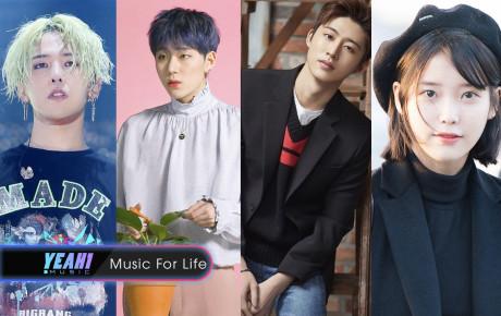 """Điểm mặt những idol Kpop """"hái ra tiền"""" nhờ khả năng sáng tác cực đỉnh"""