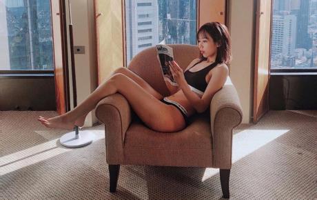 Min hiếm hoi khoe body gợi cảm, tiết lộ bí quyết giảm cân khiến hội chị em không khỏi bật cười