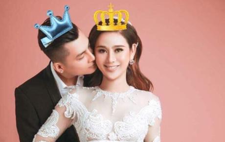 """Lâm Khánh Chi ngọt ngào mừng sinh nhật chồng: """"Vợ chồng mình phải nắm chặt tay nhau đi hết con đường"""