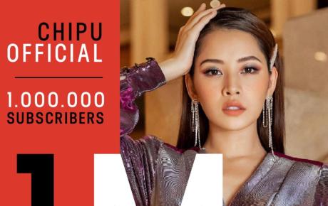 Chi Pu trở thành ca sĩ Việt tiếp theo sở hữu nút vàng YouTube