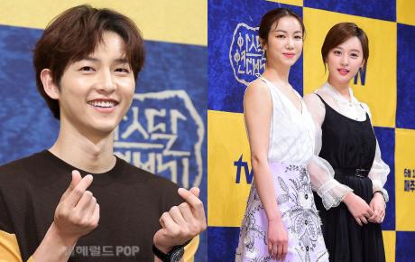 """Sự kiện hot nhất hôm nay: Song Joong Ki cực tình với 1 nhân vật, nữ thần """"Hậu duệ mặt trời"""" bị tiểu tam tin đồn lấn át"""