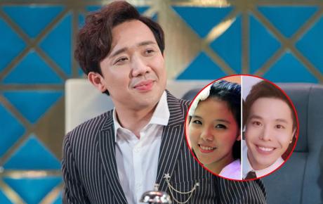 """Trấn Thành điểm danh các nghệ sĩ Vbiz giống nhau cực chuẩn, hé lộ nhân vật bất ngờ có """"tướng phu thê"""" với Trịnh Thăng Bình"""