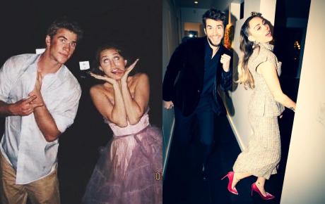 """""""Cặp đôi vàng của làng Instagram"""" Liam và Miley Cyrus: Khiến cả thế giới ghen tị vì quá tình, quậy hết phần thiên hạ"""