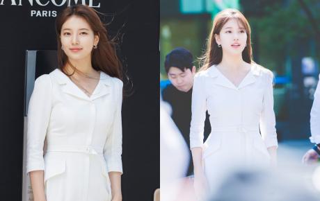 Sau loạt ảnh lung linh đến mức câm nín này, có lẽ Suzy đã đạt đến đẳng cấp nữ thần đẹp nhất Kpop