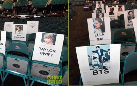 Hé lộ vị trí chỗ ngồi tại Billboard Music Awards 2019: Taylor Swift và BTS ngồi ngay hàng đầu tiên!