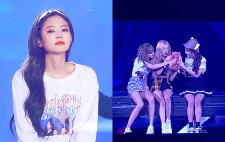 Jennie kiệt sức đến mức phải tạm dừng giữa concert, hành động của BLACKPINK khiến fan ấm lòng