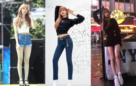 """Đẳng cấp """"búp bê sống"""" Thái Lan Lisa (BLACKPINK): Chân dài trời ban thách thức mọi khung hình, kể cả chụp vội"""