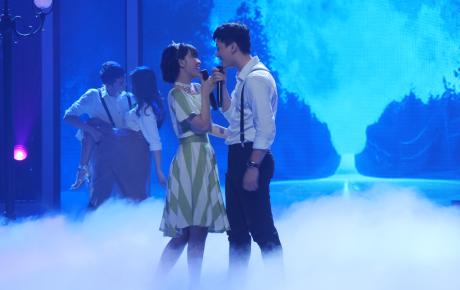 Huỳnh Anh thừa nhận yêu thật HLV Đinh Hương khi hát nhạc tình cảm