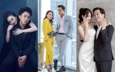 """Ngoài Mỹ Tâm và Mai Tài Phến, showbiz Việt còn có không ít cặp đôi """"phim giả tình thật"""""""