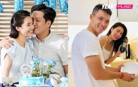 Hôn nhân ngọt ngào của vợ chồng sao Việt: Tình yêu trong showbiz vẫn có thể dịu dàng như thế