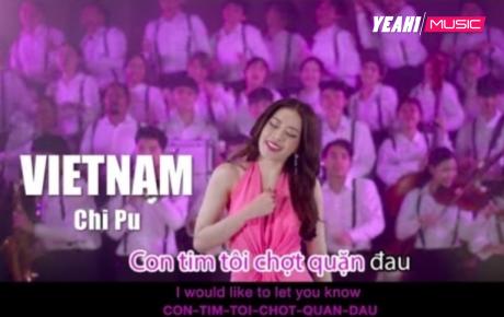 """Đoạn hát của Chi Pu trong nhạc phim """"Friendzone"""" bất ngờ được giới trẻ Thái Lan cover nhiệt tình"""