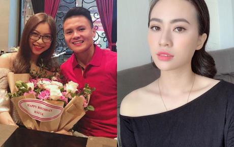 Rộ nghi vấn Quang Hải có bạn gái mới cực xinh đẹp sau khi bị đồn chia tay Nhật Lê