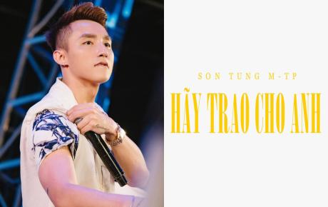 """Tin nhắn """"Hãy trao cho anh"""" xuất hiện, Sơn Tùng M-TP sẽ comeback thật rồi!"""
